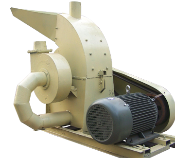 FY_500_electric_feed_hammer_mill