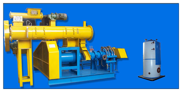 wet_type_fish_feed_extruder or fish feed pellet making machine