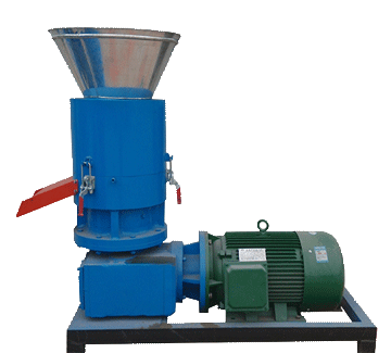 FY_300_electric_pellet_mill